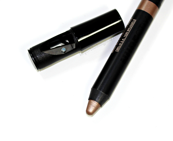 NUDESTIX Twilight Magnetic Eye Color Pencil Swatches