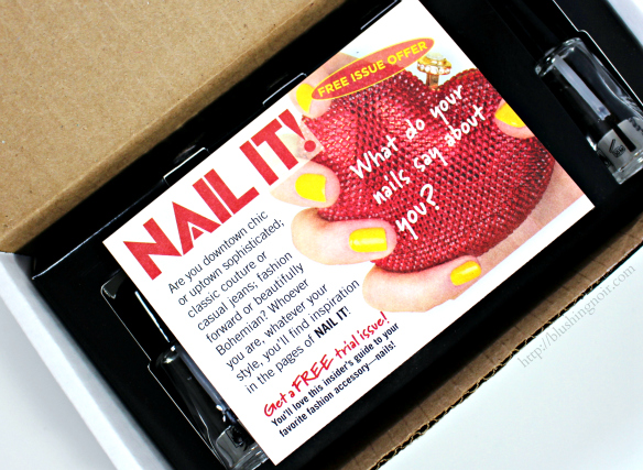 Nail It! Magazine Free Issue Offer