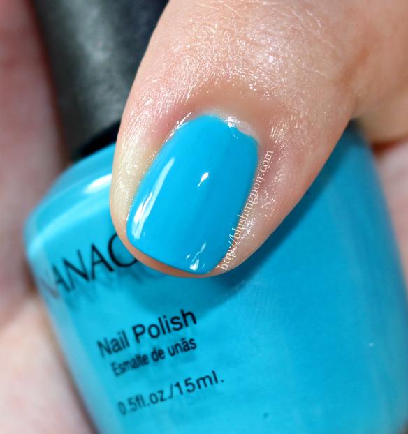 Nanacoco Surfer's Dream Nail Polish Swatches