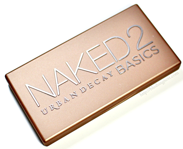 Urban Decay Naked Basics 2 Palette review