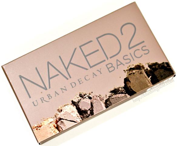 Urban Decay Naked Basics 2 Review