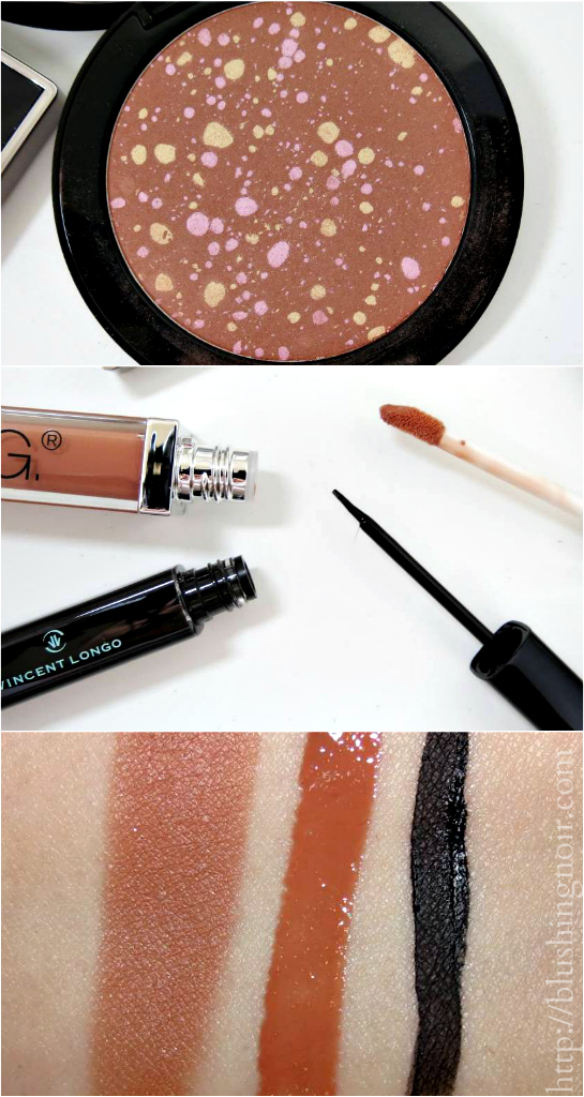 Wantable August 2014 Swatches