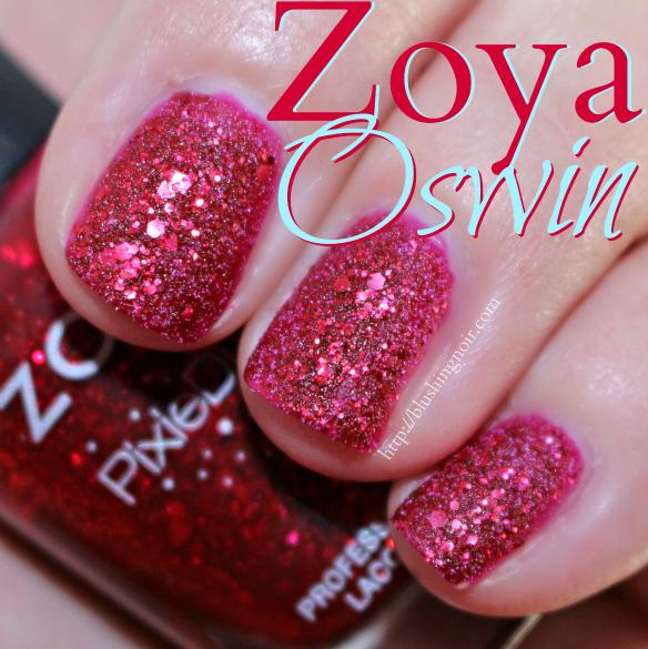 Zoya Oswin Nail Polish Swatches