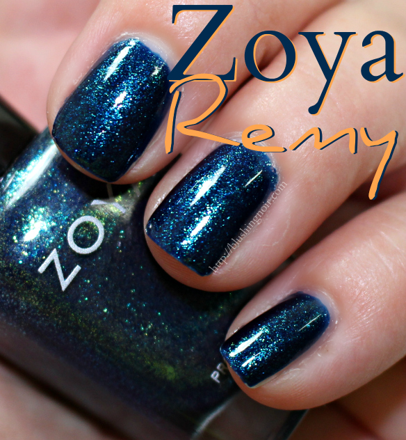 Zoya Remy Nail Polish Swatches