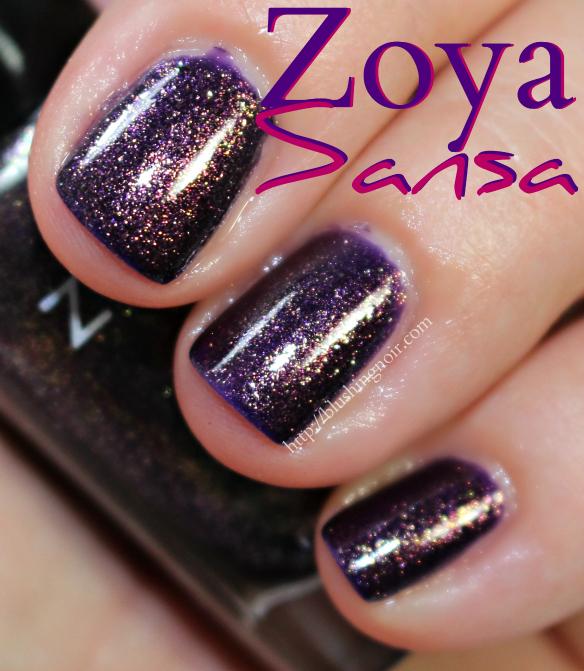Zoya Nail Polish Color Swatches 42