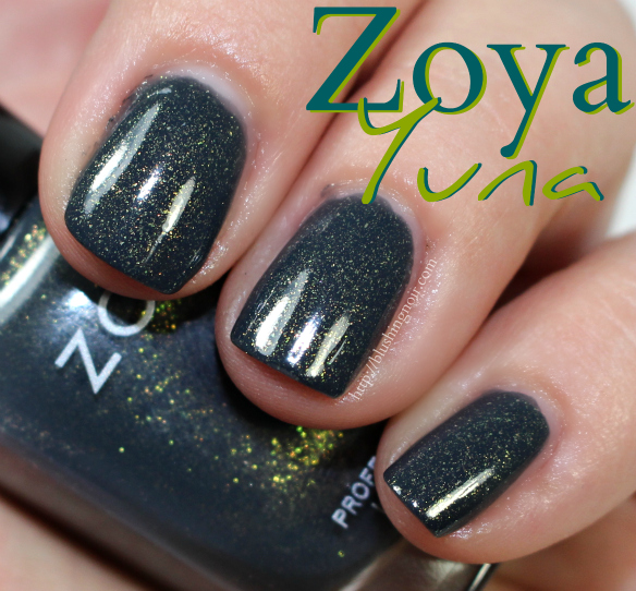 Zoya Yuna Nail Polish Swatches