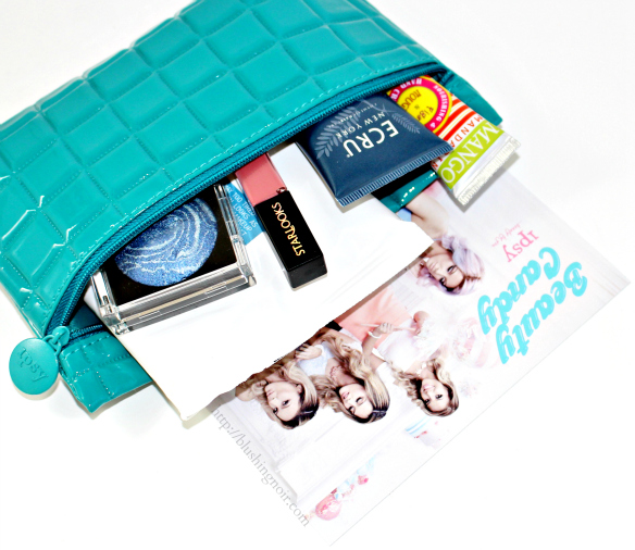 ipsy October 2014 Glam Bag Review