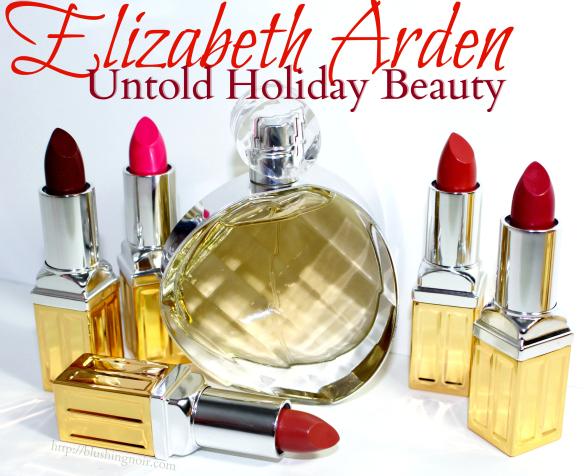 Elizabeth Arden Untold Holiday Beauty
