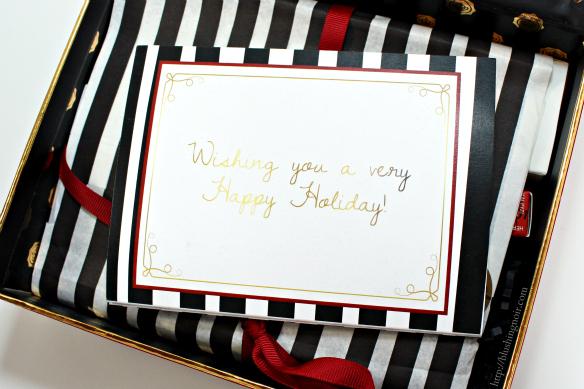 Glossybox Happy Holiday