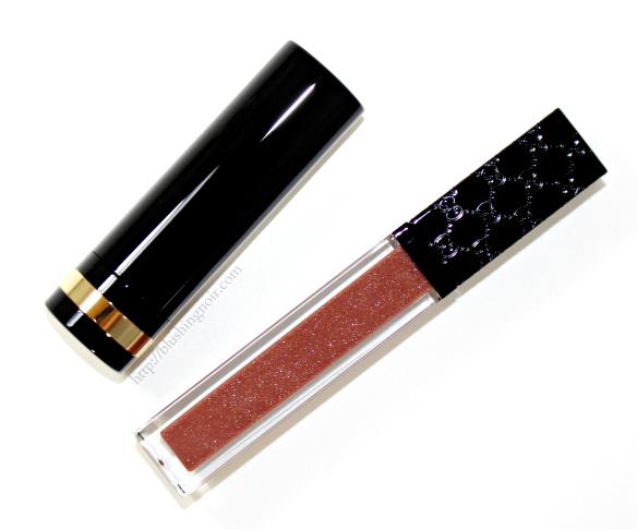 Gucci Lipstick Lip Lacquer review