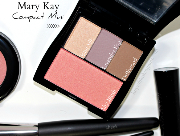 Mary Kay Compact Mini filled