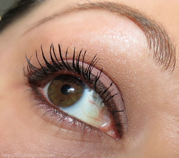 Mary Kay Holiday Romance Eye Look