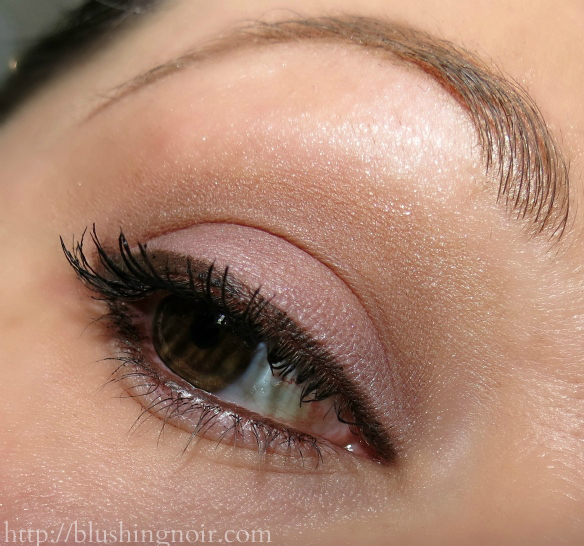 Mary Kay Holiday Romance eye look 2