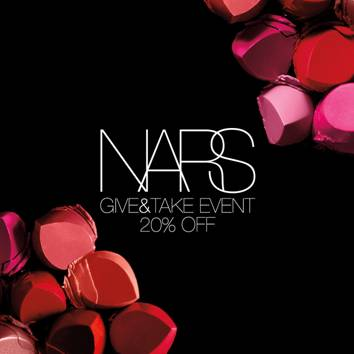NARS Exclusive Give & Take SALE EVENT!