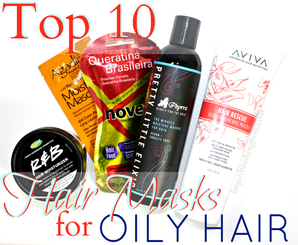 Top 10 Hair Masks for Oily Hair + How to Use Them!