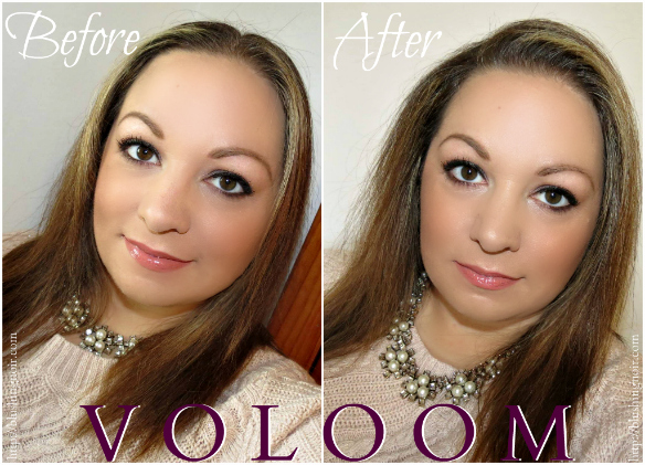 Voloom Review Before and After