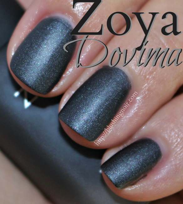 Zoya Dovima Nail Polish Swatches