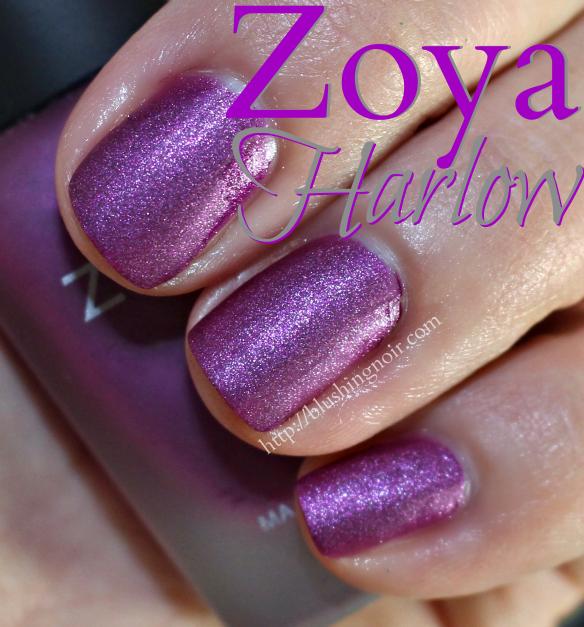 Zoya Harlow Nail Polish Swatches