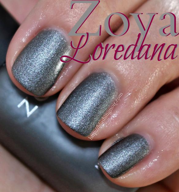 Zoya Loredana Nail Polish Swatches