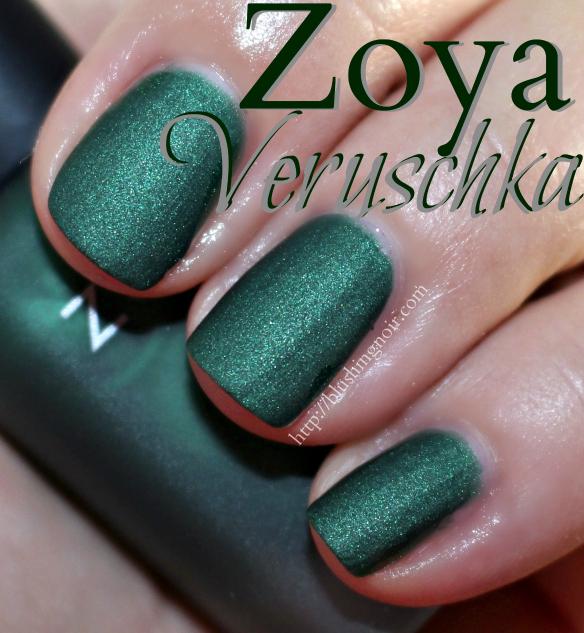 Zoya Veruschka Nail Polish Swatches