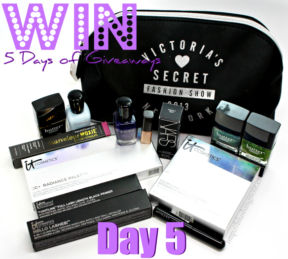 5 Days of Giveaways Day 5
