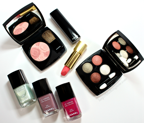 Chanel Collection Reverie Parisienne Spring 2015 Makeup