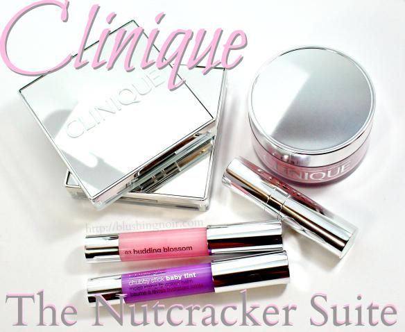 Clinique The Nutcracker Suite Swatches Review