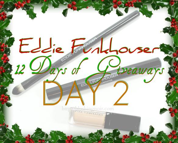 Eddie Funkhouser 12 Days of Giveaways! Enter Now!