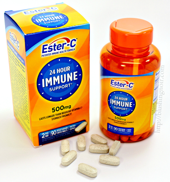 Ester-C 24 Hour Immune Support 500mg #24HourEsterC #CollectiveBias