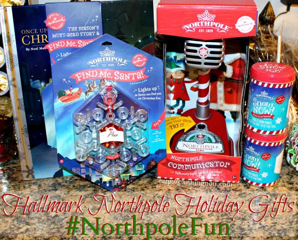 Hallmark Northpole Holiday Gifts #NorthpoleFun #CollectiveBias