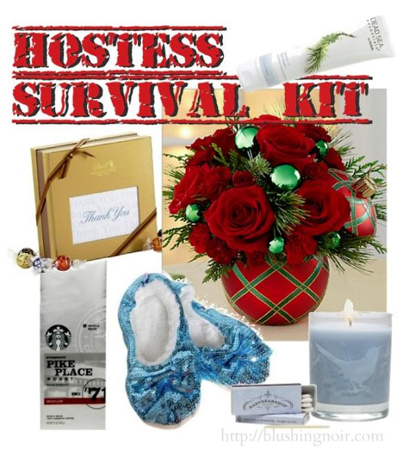 Hostess Survival Kit