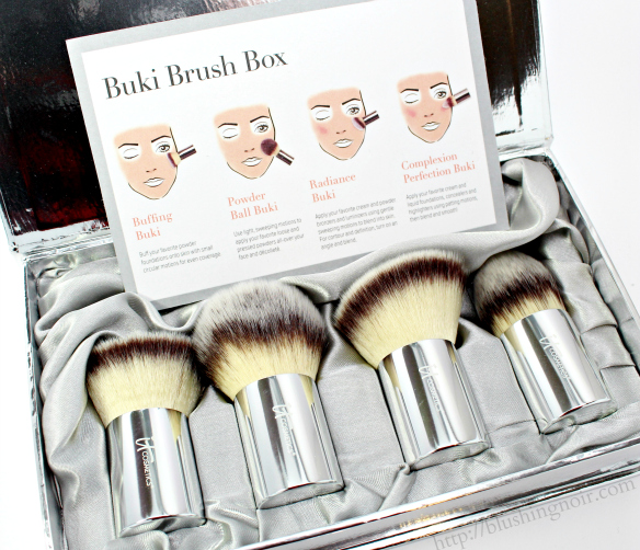 IT Cosmetics Buki Brush Box