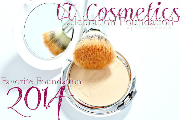 IT Cosmetics Celebration Foundation Review