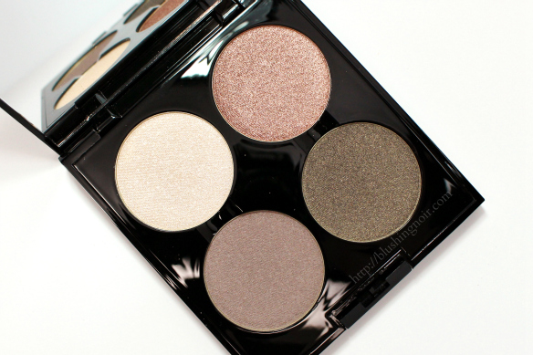 Make Up For Ever Give In To Me Makeup Kit Artist Shadows Swatches Review