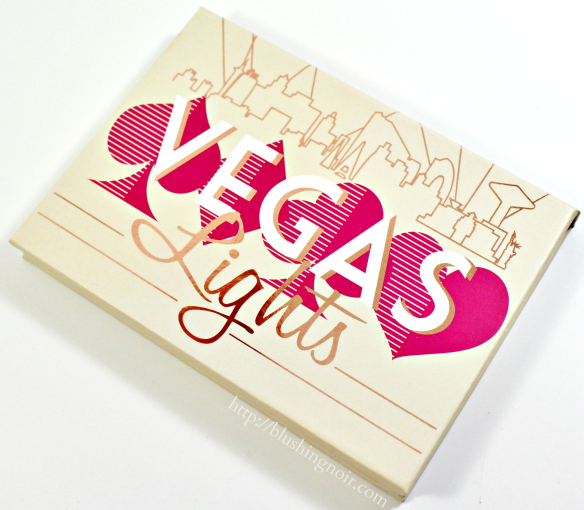 Makeup Geek Vegas Lights Palette Review