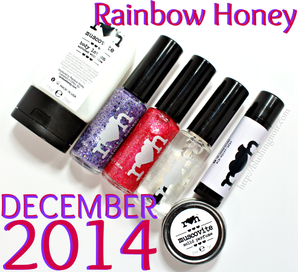 Rainbow Honey December 2014 Review
