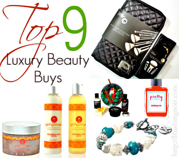 Top 9 Luxury Beauty Buys
