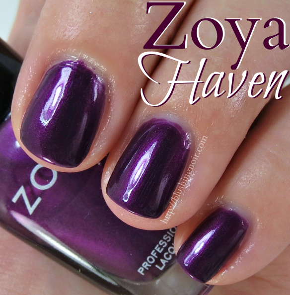 Zoya Haven Nail Polish Swatches