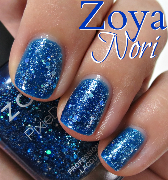Zoya Nori Nail Polish Swatches