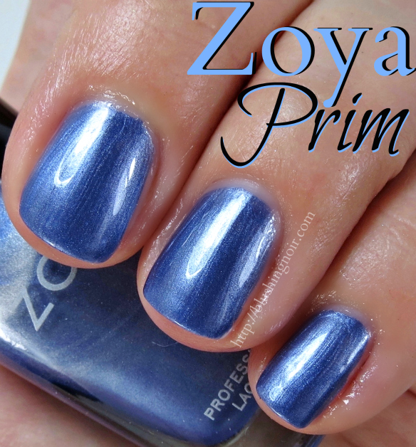Zoya Prim Nail Polish Swatches