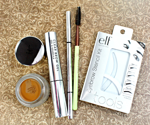 Top 10 Brow Products for Gals Without Brows