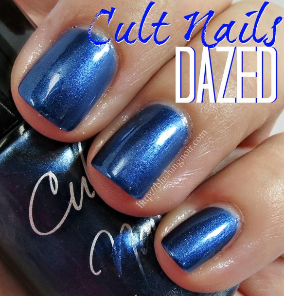 Cult Nails Dazed Nail Polish Swatches