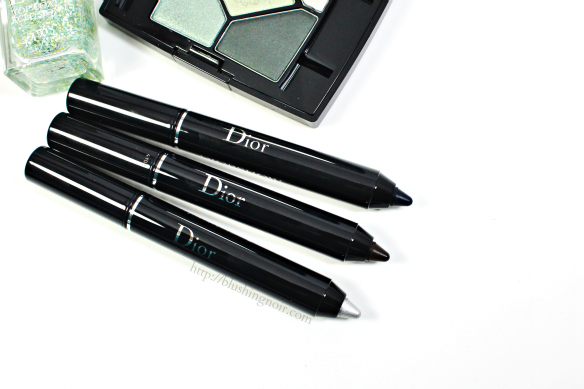 Dior Diorshow Kohl Professional Hold & Intensity Eye Makeup Review