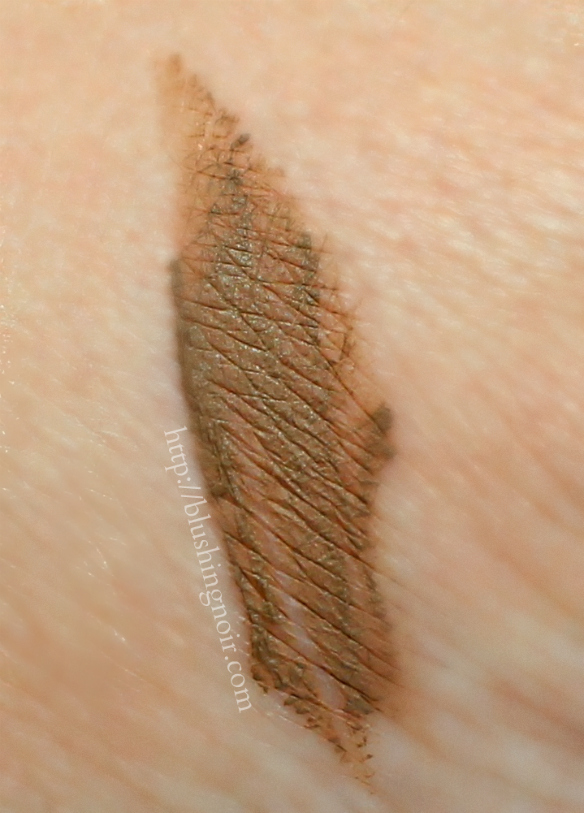It Cosmetics Build-a-Brow Universal Taupe Swatches