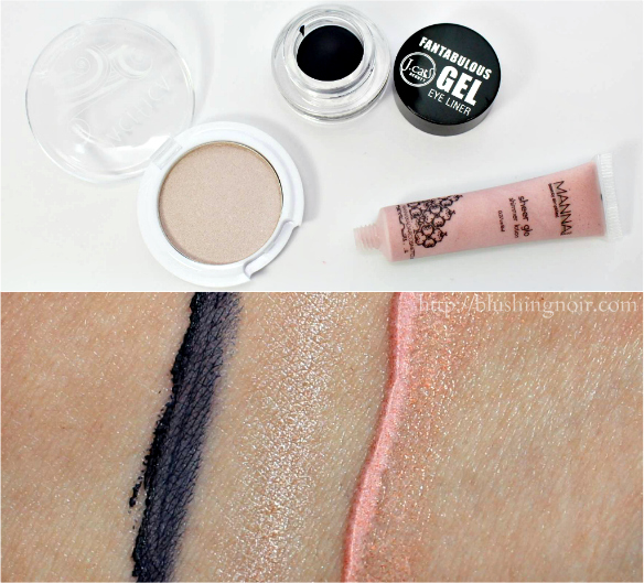 January 2015 ipsy Glam Bag Swatches