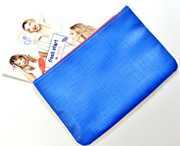 January 2015 ipsy Glam Bag Review & Swatches