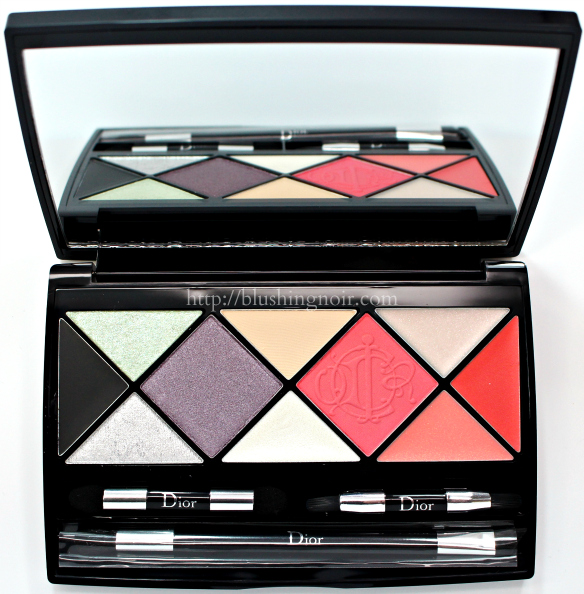 Kingdom of Colors Eye, Lip & Face Palette Review