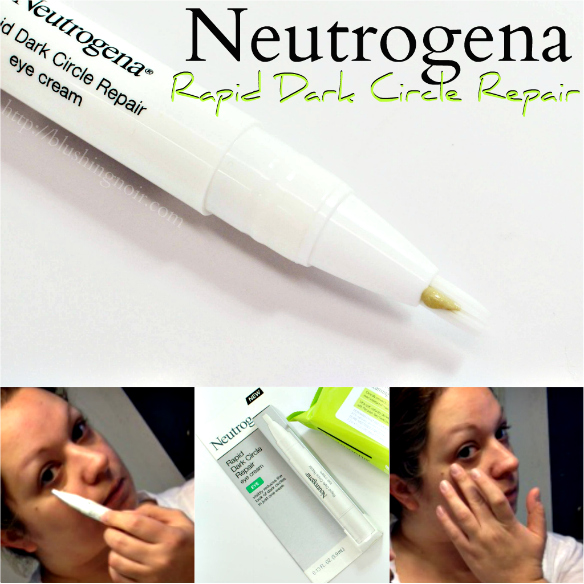Neutrogena Rapid Dark Circle Repair #NewNeutrogena #CollectiveBias