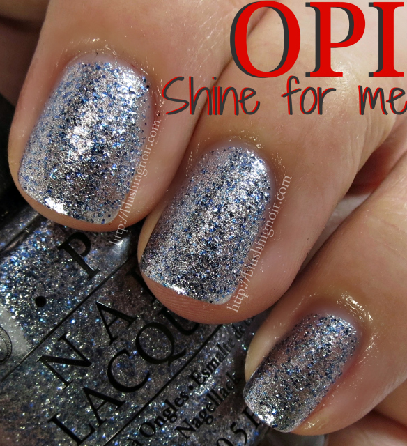 OPI Shine for Me Nail Polish Swatches