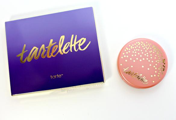 Tarte Tartelette Spring 2015 makeup review
